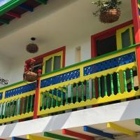 40 Amigos Hotel, hotel in Jardin