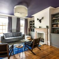 Downtown Hfx Heritage Home with Luxury Finishes
