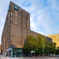 ibis budget Manchester Centre Pollard Street, hotel in Manchester