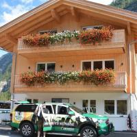 Pension Alpenblick, Hotel in Steeg