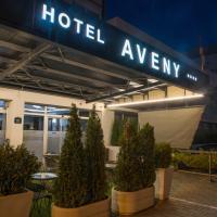 Garni Hotel Aveny, hotel in Čačak