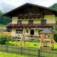 Hinterkellaubauer, hotel in Kuchl
