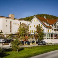 Landhotel Wilder Mann, hotel in Eggingen