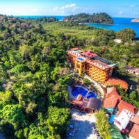 Hotel San Bada Resort & Spa, hotel en Manuel Antonio