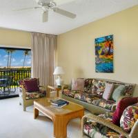 Poipu Sands 123 - Oceanview - 2BR/2BA, hotel in Koloa