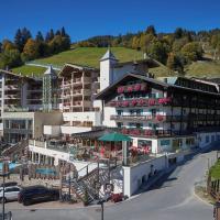 Stammhaus Wolf im Hotel Alpine Palace, hotel in Saalbach Hinterglemm