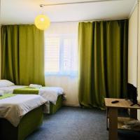Olkhon Inn, отель в Хужире
