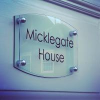 Micklegate House, hotel in Selby
