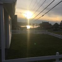 La petite maison sur la côte