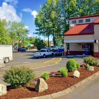 Rodeway Inn Willamette River, hotel in Corvallis