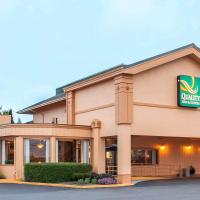 Quality Inn & Suites at Coos Bay, hotel in North Bend