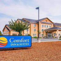 Comfort Inn & Suites Creswell, hotel in Creswell