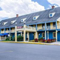 Clarion Inn Strasburg - Lancaster, hotel in Strasburg