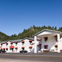 Rodeway Inn Near Mt. Rushmore Memorial, hotel in Keystone