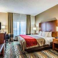 Comfort Inn & Suites Lookout Mountain, hotel in Chattanooga