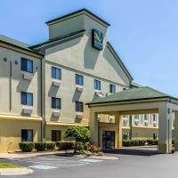 Quality Inn & Suites La Vergne, hotel in La Vergne