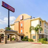 Comfort Suites At Plaza Mall, hotel en McAllen