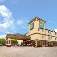 Quality Inn Near Seaworld - Lackland, hotel in Lackland AFB, San Antonio