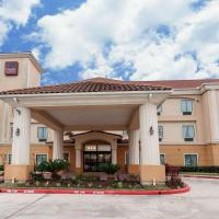 Comfort Suites Hobby Airport, hotel near William P. Hobby Airport - HOU, Houston