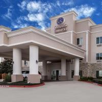 Comfort Suites Houston IAH Airport - Beltway 8, hôtel à Houston