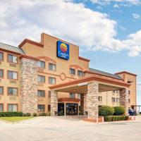 Comfort Inn Grapevine Near DFW Airport, hotel in Grapevine