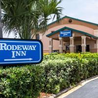 Rodeway Inn - Galveston, hotel in Galveston