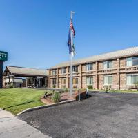 Quality Inn Richfield I-70, hotel in Richfield