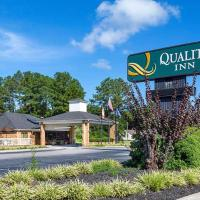 Quality Inn Petersburg-Fort Lee, hotel in Southern Estates