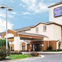 Sleep Inn & Suites Stony Creek, hotel in Stony Creek