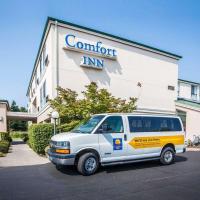Comfort Inn Bellingham, hotel near Bellingham International Airport - BLI, Bellingham