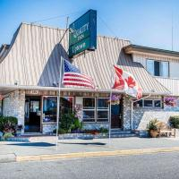 Quality Inn Uptown, hotel in Port Angeles