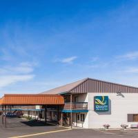 Quality Inn & Suites Goldendale, hotel in Goldendale