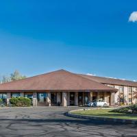 Quality Inn Central Wisconsin Airport, hôtel à Mosinee