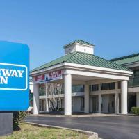 Rodeway Inn Louisville, hotel near Louisville Airport - SDF, Louisville
