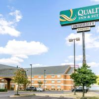 Quality Inn & Suites University/Airport