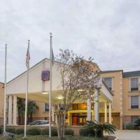 Comfort Suites Port Allen - Baton Rouge, hotel in Port Allen