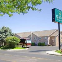 Quality Inn & Suites Twin Falls, hotel in Twin Falls