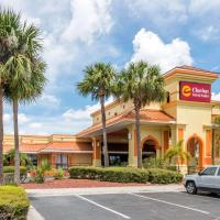 Clarion Inn & Suites Kissimmee-Lake Buena Vista South, hotel in Kissimmee