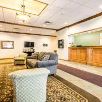 Quality Inn near Finger Lakes and Seneca Falls, hotel in Waterloo
