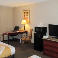 Quality Inn & Suites Albuquerque Downtown University, hotel in Albuquerque