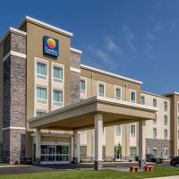 Comfort Inn & Suites - Harrisburg Airport - Hershey South, hotel in Middletown