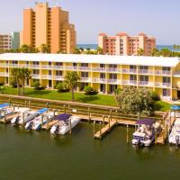 Treasure Bay Resort & Marina, hotel in Treasure Island , St. Pete Beach