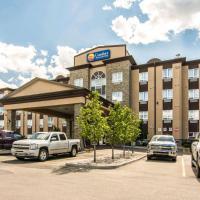 Comfort Inn & Suites Fort Saskatchewan, hotel em Fort Saskatchewan