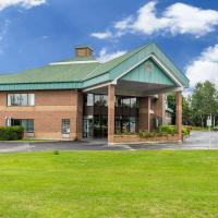 Quality Inn & Suites Hawkesbury, hotel em Hawkesbury