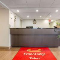 Econo Lodge Taber, hotel em Taber