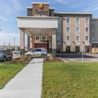 Comfort Inn & Suites Airport North, hotel in Calgary