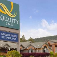 Quality Inn Merritt, hotel em Merritt