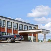 Quality Inn Corner Brook, hotel em Corner Brook