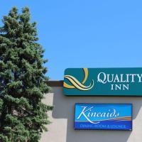Quality Inn Owen Sound, hotel in Owen Sound