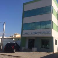 Hotel Campos Plaza, hotel in Campos dos Goytacazes